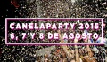 Canelaparty 2015