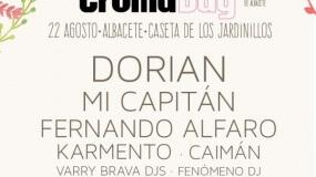 Cromaday 2015 anuncia cartel con Dorian, Mi Capitán y Fernando Alfaro