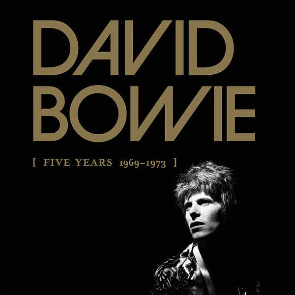 David Bowie - Five Years 1969–1973