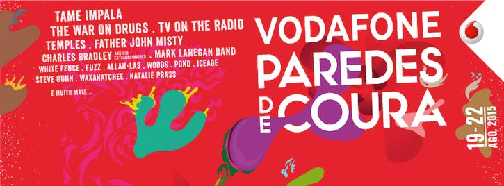 Festival Paredes de Coura 2015