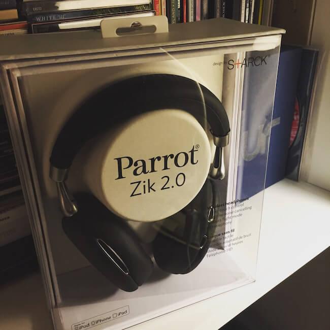 Auriculares Bluetooth Parrot Zik 2.0