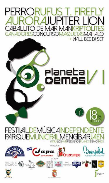 Planeta Demos 2015