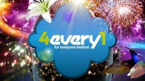 4every1 Festival 2016 confirma a 13 nuevos nombres
