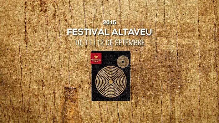 Altaveu 2015 - Festival