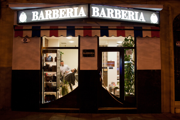 Barbería Ivan en Madrid