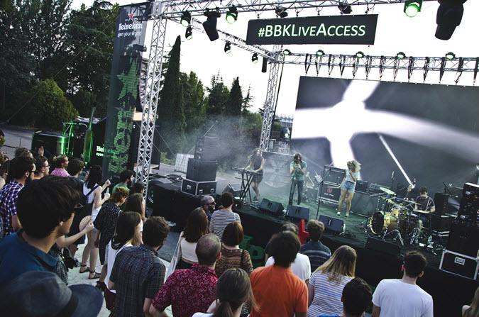 Live Access de Heineken