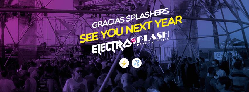 Festival ElectroSplash 2016