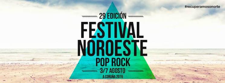 Festival Noroeste Pop Rock 2015