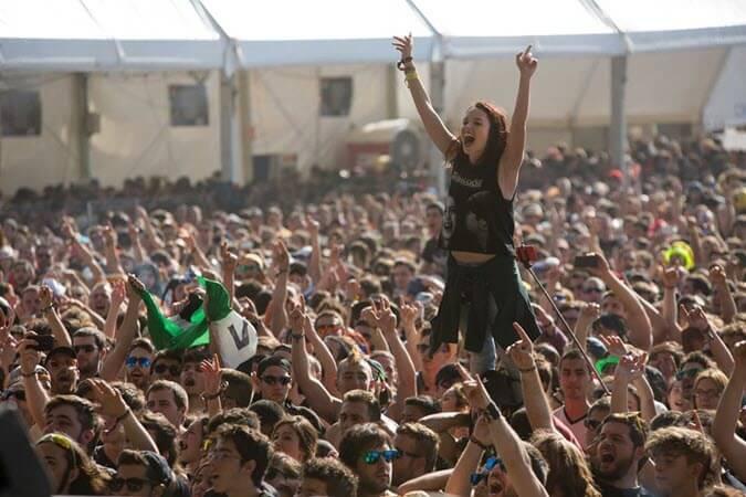 Festivales de Rock y Heavy Metal 2016