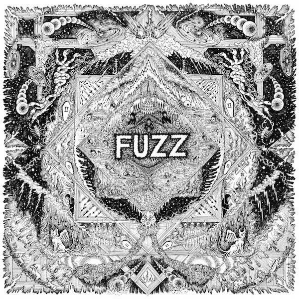 Fuzz - II (portada)