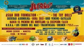Juergas Rock Festival 2015 avanza cartel con Asian dub Foundation y Molotov, entre otros