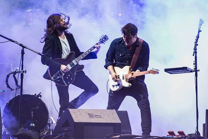 Mumford and Sons - Bilbao BBK Live 2015 - Jueves