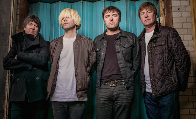 The Charlatans (2015)