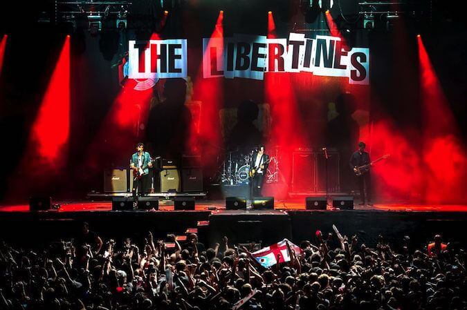 The Libertines - Low Festival 2015