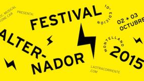 El Festival Alternador 2015 presenta cartel