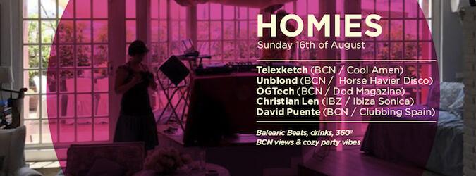 Homies - Barcelona