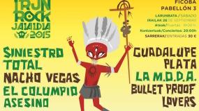 Horarios del Irún Rock Festival 2015
