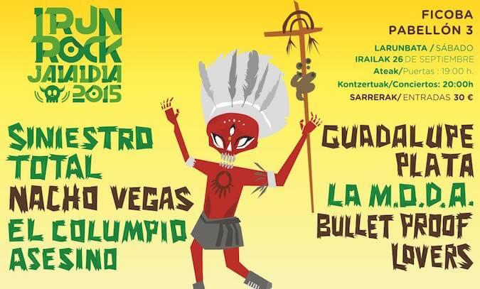 Irun Rock Festival 2015