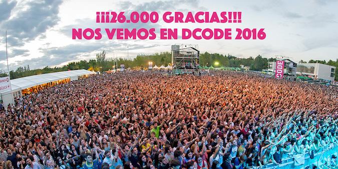 DCode Festival 2016