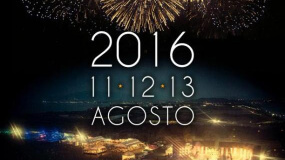 Dreambeach Villaricos 2016 avanza cartel
