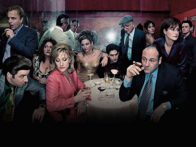 Los Soprano - Serie TV