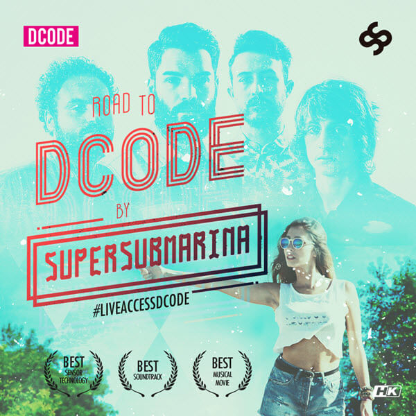 Road To DCode by Supersubmarina