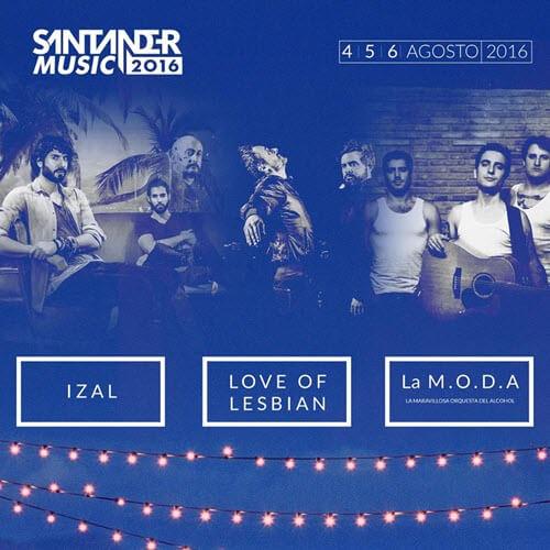 Santander Music Festival 2016