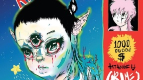 Art Angels, el nuevo disco de Grimes, al completo en streaming