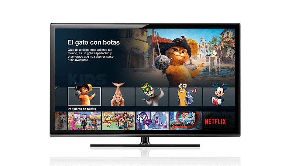 Netflix - España
