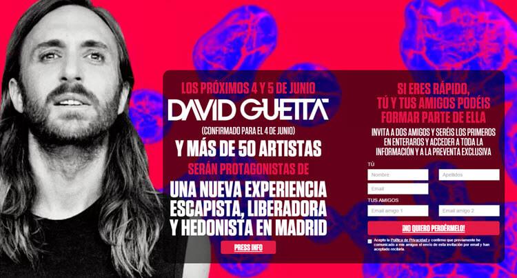 Utopia Sound Festival 2016 - Madrid