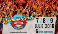 Weekend Beach Festival 2016