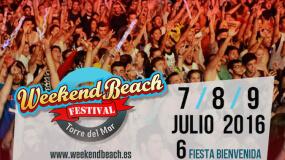 Weekend Beach 2016 confirma a Wiz Khalifa como cabeza de cartel
