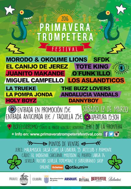 Primavera Trompetera 2016