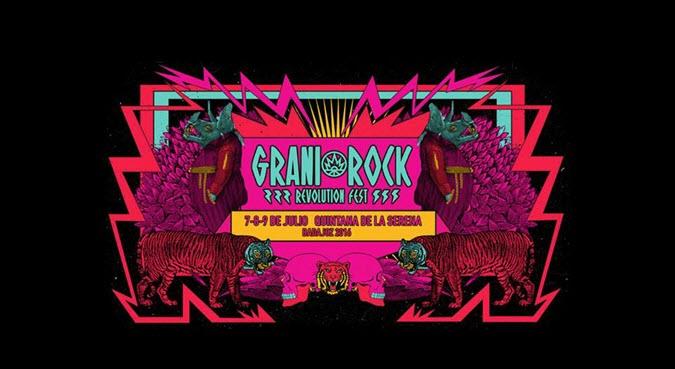 GraniRock 2016 Revolution Fest