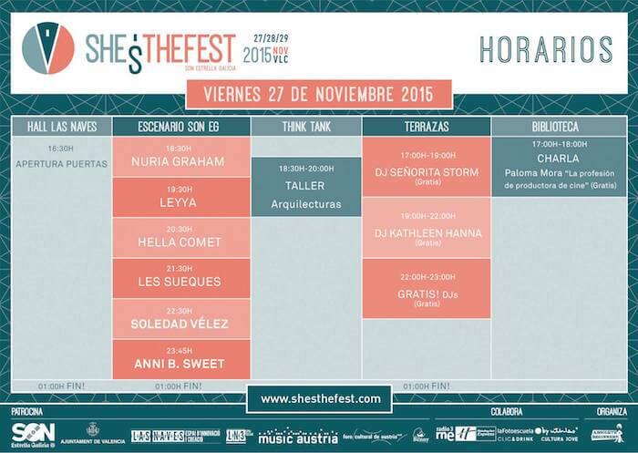 horarios-shes-the-fest-2016-viernes