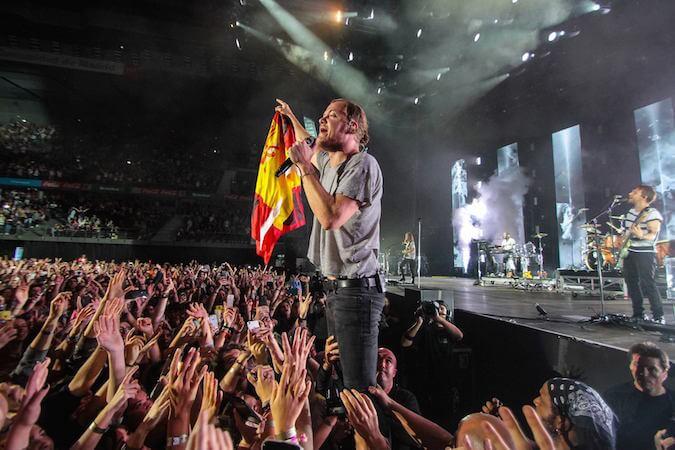 Imagine Dragons - Madrid Live 2015