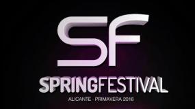 Spring Festival 2016 de Alicante desvela sus horarios