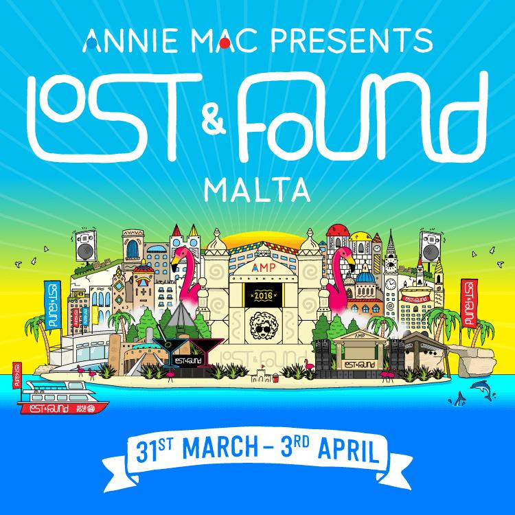 Annie Mac presents Lost & Found 2016