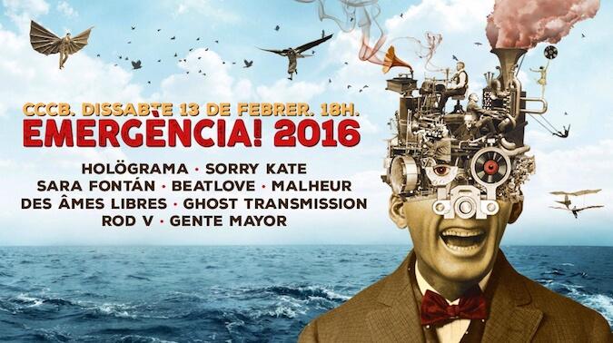 Emergència Festival 2018