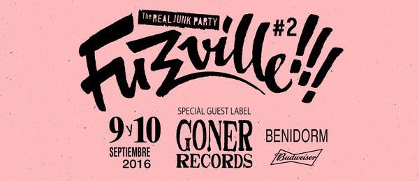 Fuzzville!!! Festival 2016