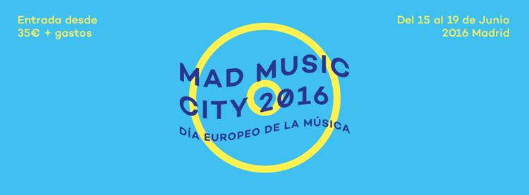 MadMusic City 2016