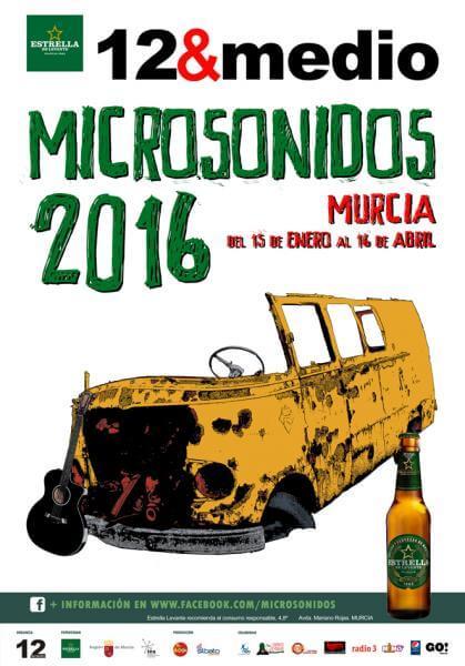 Microsonidos 2016 Murcia