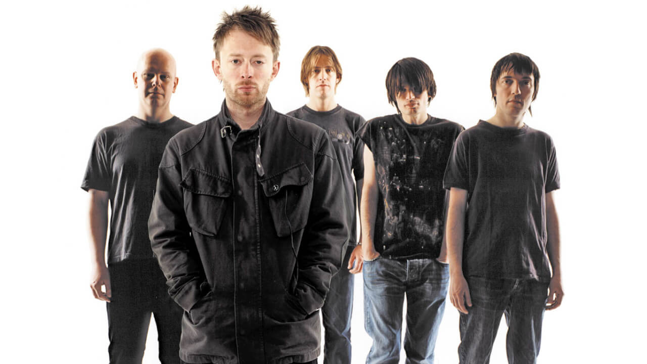 Radiohead (2015)