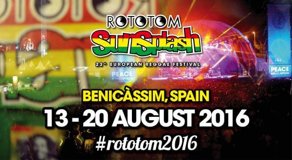 Rototom Sunsplash Festival 2016