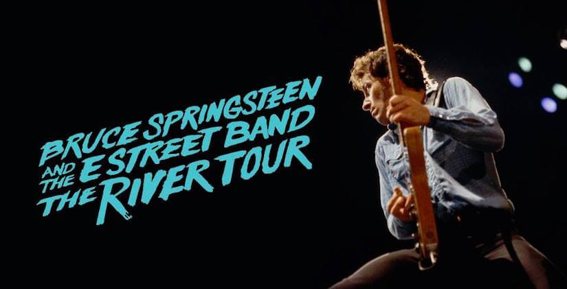 Conciertos Bruce Springsteen 2016 - The River Tour