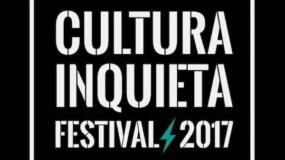 Festival Cultura Inquieta 2017 llegará a Getafe del 22 de junio al 8 de julio