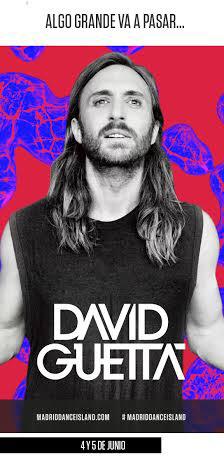 David Gueta Madrid 2016