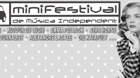 Minifestival 2016 de Música Independiente de Barcelona desvela su cartel