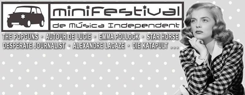 Minifestival 2016 de Música Independiente de Barcelona
