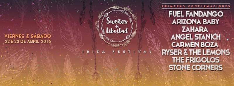 Festival Sueños de Libertad 2016 – Ibiza